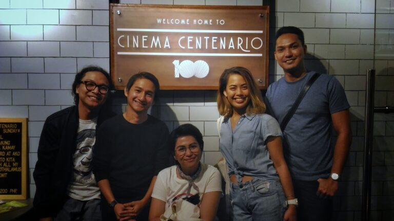 """Gusto Kita With All My Hypothalamus"" cast and crew. (Aug. 26, '18)"