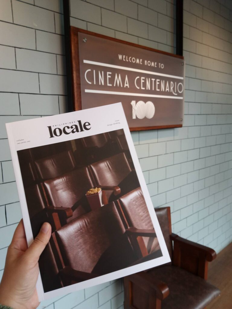 Locale magazine feature.