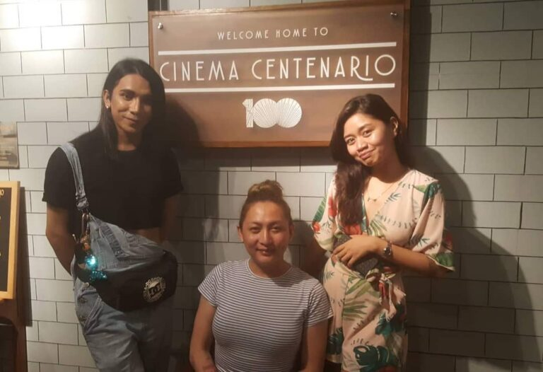 """Mamu; and a Mother Too"" post-screening forum with the cast and crew. (May 12, '19)"