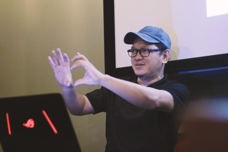 Raymon Red Masterclass on Filmmaking. (Mar. 3, '18)