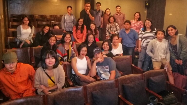 "Tambay Tursday: Kwentuhan after watching ""Parasite."" (Oct. 11, '19)"