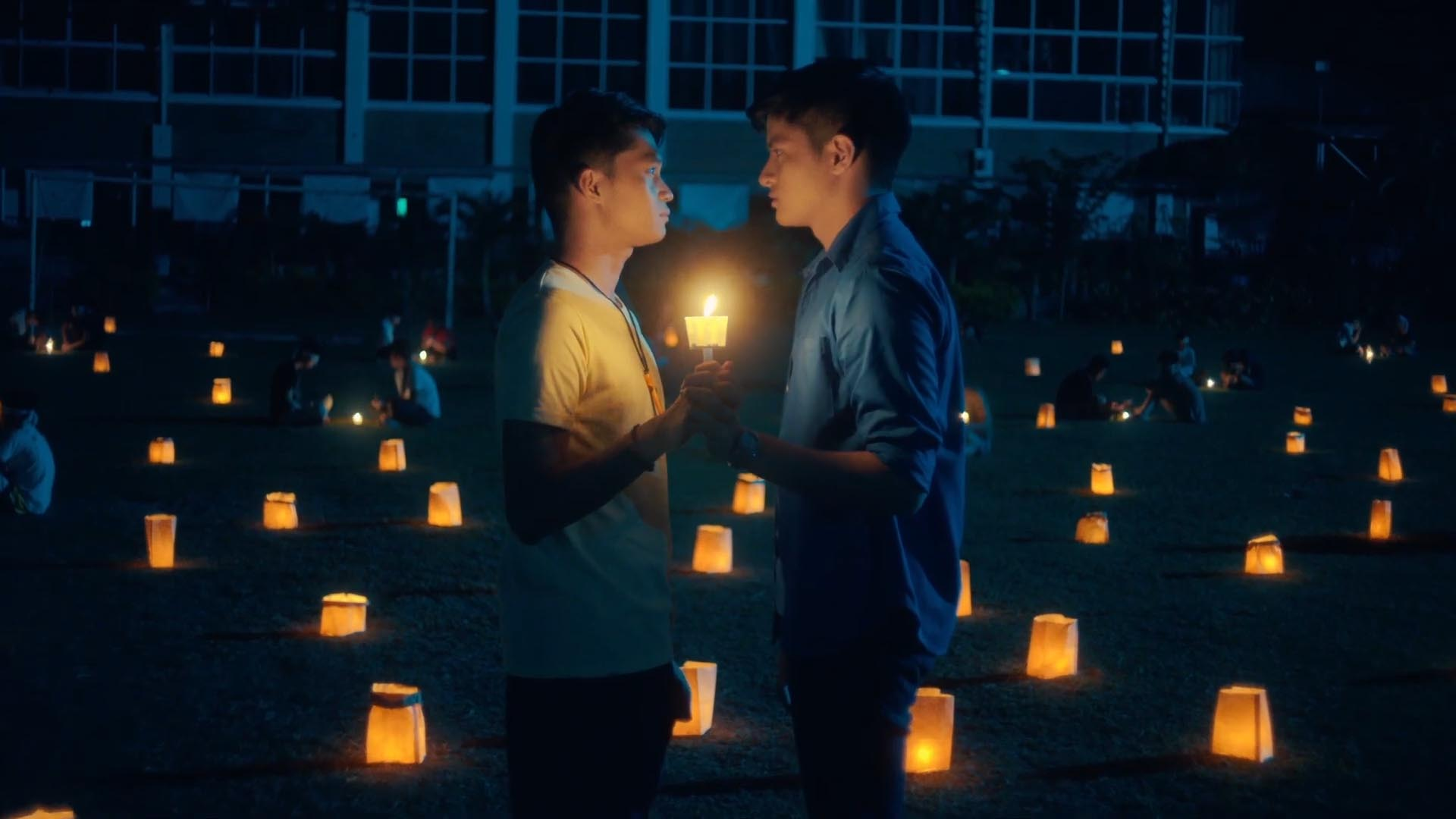 The Boy Foretold by the Stars film still