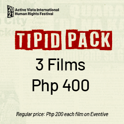 Tipid Pack - 3 films (Php 400)